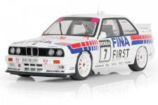 BMW M3 E30 DTM Fina - No.7 DTM 1992 - Johnyy Cecotto - Autoart 1/18