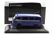 VOLKSWAGEN T2 BUS - Minichamps 1/43 - EDICION LIMITADA 1.008 pcs