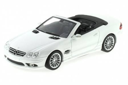 MERCEDES-Benz SL 55 AMG 2007 - Minichamps 1/43