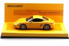 PORSCHE Cayman S (987) 2005 - Minichamps 1/43