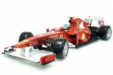 FERRARI F150 - No.5 F1 2011 - Fernando Alonso - Hot Wheels 1/18
