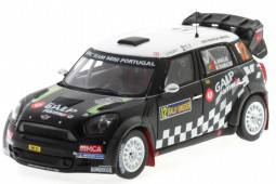 MINI John Cooper Works - No.12 Rally Sweeden 2012 - A. Araujo / M. Ramalho