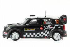 MINI John Cooper Works - No.12 Rally Sweeden 2012 - A. Araujo / M. Ramalho