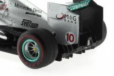 MERCEDES AMG Petronas W04 - No.10 GP F1 Australia 2013 - Lewis Hamilton - Spark 1/43
