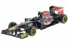 Scuderia TORO ROSSO STR8 - No.19 F1 2013 - Daniel Ricciardo - Spark 1/43