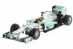 MERCEDES AMG Petronas W04 - No.9 GP F1 Australia 2013 - Nico Rosberg - Spark 1/43