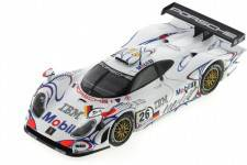 PORSCHE 911 GT1 - No.26 Winner Le Mans 1998 - A. McNish / L. Aiello / S. Ortelli - Spark 1/43