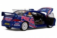 PEUGEOT 307 WRC - No.66 Rally Catalunya  2009 - D. Snobeck / G. Mondesir - Sunstar 1/18