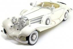 MERCEDES 500K Specialroadster 1936 - Maisto 1/18