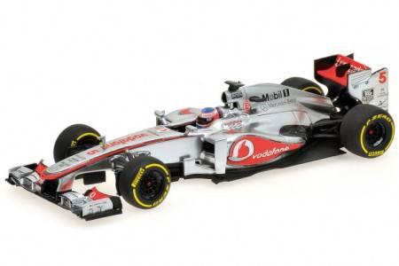 McLaren MP4-28 Showcar - No.5 Formula 1 2013 - Jenson Button - LIMITED EDITION 720 pcs