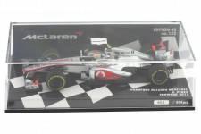 McLaren MP4-27 Showcar - No.6 Formula 1 2013 - Sergio Perez - EDICION LIMITADA 504 pcs