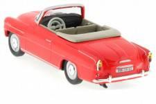 SKODA Felicia Roadster 1964 - Abrex Scale 1:43