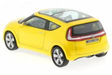 SKODA Joyster Concept Car 2006 - Abrex Scale 1/43