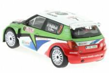 SKODA Fabia S2000 - No.7 Rally Monte Carlo 2010 - Vouilloz / Veillas - Abrex Escala 1/43