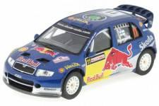 SKODA Fabia WRC Evo II - No.11 Rally Turkey 2006 - Rovanpera / Pietilai - Abrex Escala 1/43