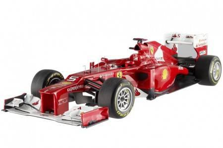 FERRARI F1 F2012 - No.5 Formula 1 2012 Ganador GP Malaysia - Fernando Alonso - Hotwheels Elite Escala 1/18
