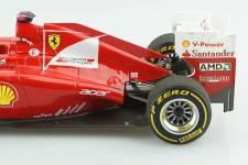 FERRARI F1 F2012 - No.5 Formula 1 2012 Ganador GP Malaysia - Ferando Alonso - Hotwheels Elite Escala 1/18