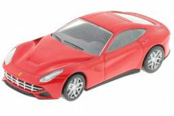 FERRARI F12 Berlinetta 2012 - Heritage Series - Hot wheels Escala 1/43