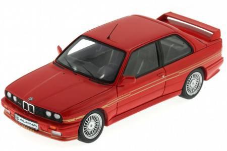 BMW Alpina B6 3.5S 1986 - Spark Models Scale 1/43