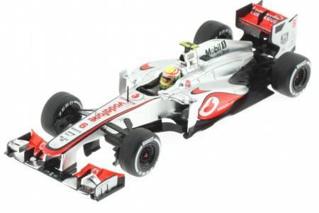 McLaren mp4-28 - No.6 GP F1 Australia 2013 - Sergio Perez - Spark Escala 1/43