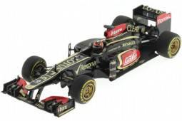 "LOTUS Renault F1 E21 ""Showcar"" - No.7 F1 2013 Kimi Raikkonen - Minichamps Escala 1/43 (410130077)"