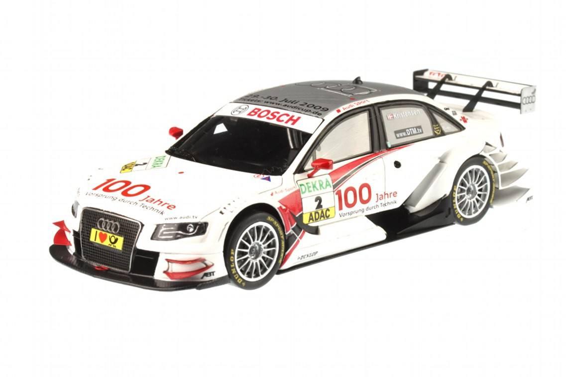 Audi a4 dtm n 2 2009 tom kristensen racing modelismo for Cascos motogp altaya