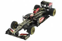 LOTUS F1 Team Renault E21 - Formula 1 2013 R. Grosjean - Minichamps Escala 1/43 (410130008)