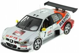SEAT Toledo GT Test - 24h Spa 2003 Duez / de Castro / Lavieille - Ixo Scale 1/43 (GTM094)