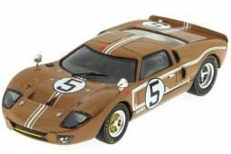 FORD GT 40 MKIIB - Le Mans 1967 Gardner / McCluskey - Ixo Escala 1/43 (LMC139)