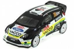 FORD Fiesta RS WRC - Rally Monte Carlo 2012 Maurin / Ural - Ixo Escala 1/43 (RAM501)