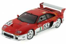VENTURI 500LM - 24h Le Mans 1993 Augusta / Mondini / Russo - Spark Escala 1/43 (S2250)