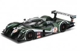 BENTLEY Speed 8 - No.8 12h Sebring 2003 Blundell / Brabhan / Herbert - True Scale Miniatures Scale 1:18 (TSM131811R)