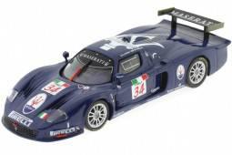 MASERATI MC12 - FIA GT Imola 2004 Herbert / De Simone - IXO Models Escala 1:43 (GTM021)