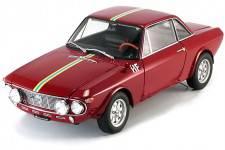 LANCIA Fulvia 1.6 HF Fanalone 1966 - Autoart Escala 1:18 (74703)