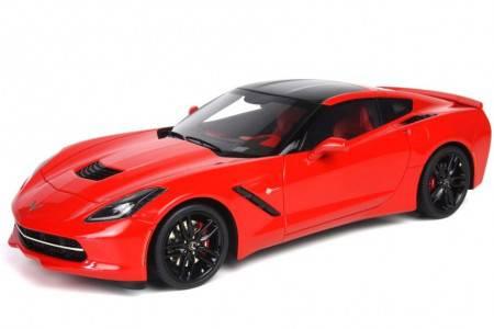 CHEVROLET Corvette Stingary Detroit Auto Show 2013 - BBR Escala 1:18 (P1864C) - Edicion Limitada 150 pcs