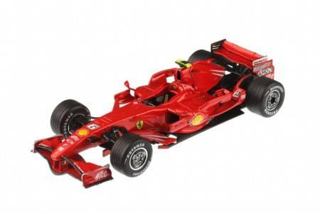 FERRARI F2007 - nº6 - 3º GP Japon 2007 - K. Raikkonen - Edición limitada y numerada