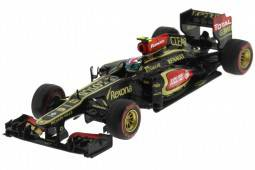 LOTUS E21 Renault - 2º GP USA 2013 - Spark Models Escala 1:43 (S3072)