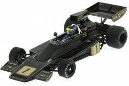 LOTUS 76 - Formula 1 GP Alemania 1974 Ronnie Peterson - True Scale Miniatures Escala 1:43 (TSM124326)