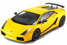 LAMBORGHINI Gallardo Superleggera 2008 - Autoart Scale 1:18 (74584)