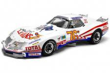 CHEVROLET CORVETTE 24h Le Mans 1976 Greenwood / Darniche - True Scale Miniatures Escala 1:18 (TSM111810R)