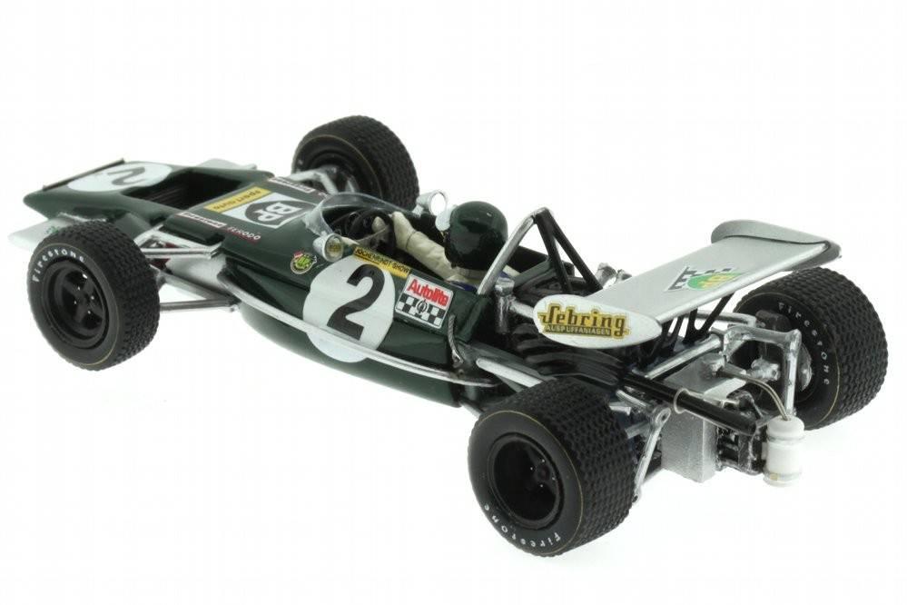 LOTUS 69 - Winner GP Pau 1970 Jochen Rindt - Spark Scale 1:43 ...