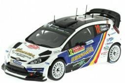 FORD Fiesta RS WRC - Rally Monte Carlo 2014 Delecour / Savignoni - Spark Escala 1:43 (S3794)
