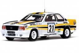 OPEL Ascona 400 Rally Tour de Corse 1982 J.L. Clarr / J. Sevelinge - SunStar Scale 1:18 (5364)