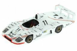 PORSCHE 936 Ganador Le Mans 1981 Ickx / Bell - IXO Models Escala 1:43 (LM1981)