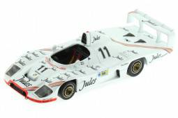 PORSCHE 936 Winner Le Mans 1981 Ickx / Bell - IXO Models Scale 1:43 (LM1981)