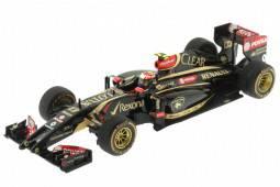 LOTUS Renault E22 Malaysian GP 2014 P. Maldonado - Spark Escala 1:43 (S3090)