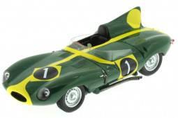 JAGUAR D-Type Suzuka 1963 Francis - Spark Escala 1:43 (SJ017)