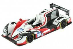 NISSAN Zytek Z11SN Ganador LMP2 5º Le Mans 2014 Dolan / Tincknell / Turvey - Spark Escala 1:43 (S4219)