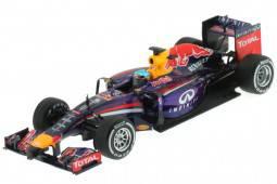 Infinity RED BULL Racing RB10 GP F1 Australia 2014 S. Vettel - Spark Escala 1:43 (S3085)