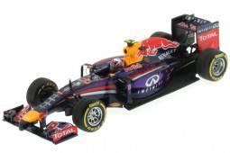 Infinity RED BULL Racing RB10 GP F1 Australia 2014 D. Ricciardo - Spark Escala 1:43 (S3086)